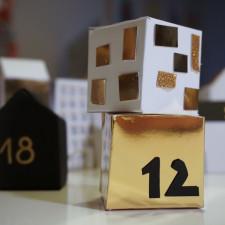 Adventne kućice od papira
