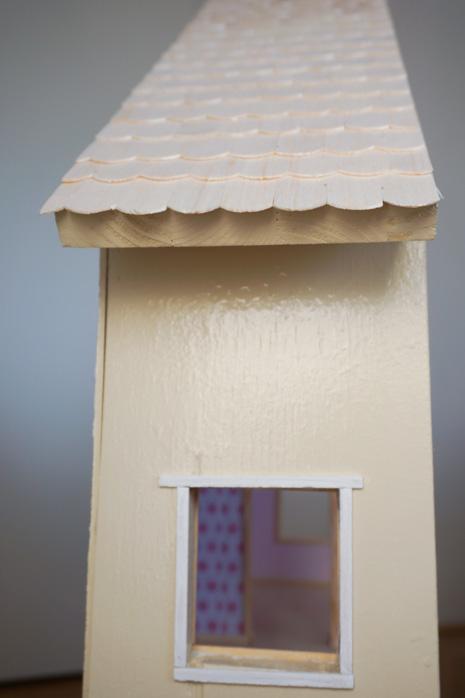 Završni izgled krova od crepova.