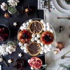 Praznični sto – lep, da ga pojedeš!