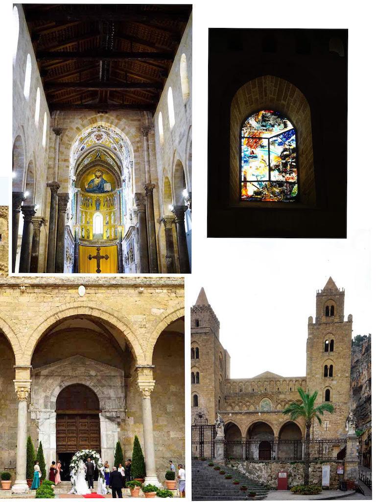Normanska katedrala, Čefalu, Sicilija