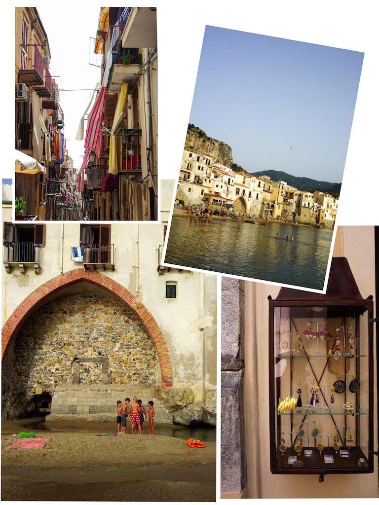 Čefalu Sicilija