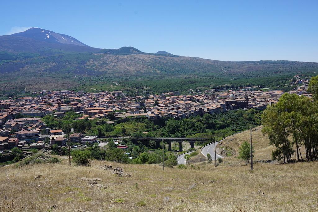 Randazzo - crni grad Sicilija