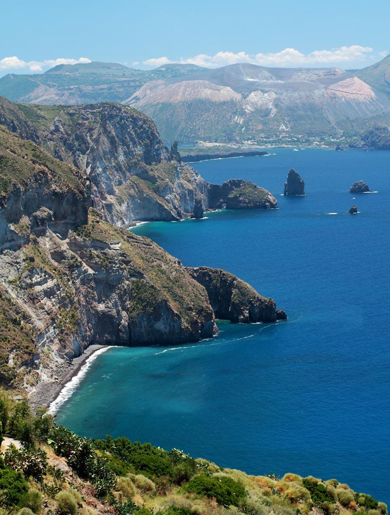 Ostrvo Lipari Sicilija