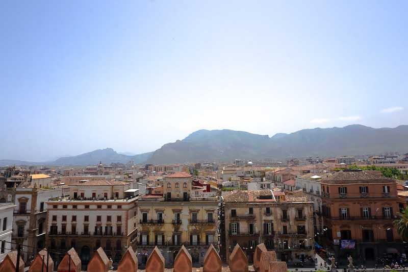 Palermo pogled sa katedrale