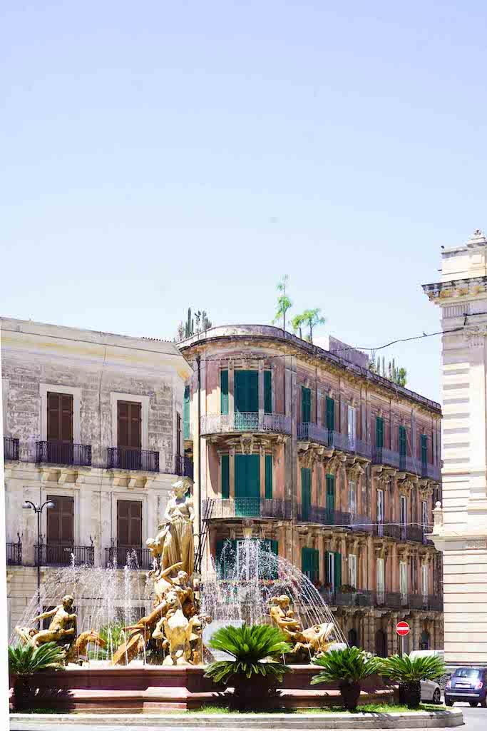 Dianina fontana u Sirakuzi