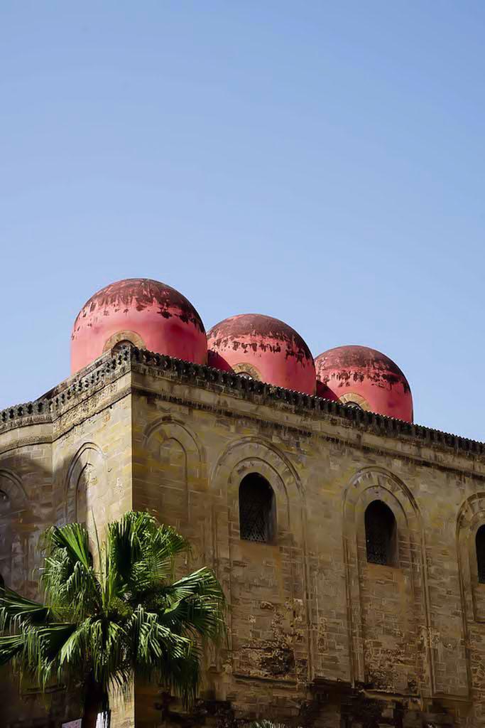 St Cataldo crkva Palermo