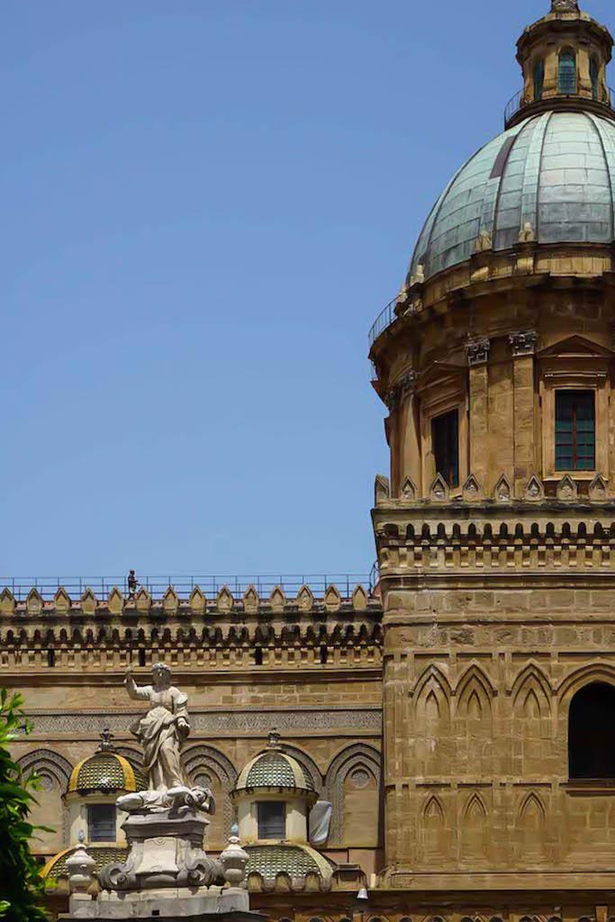 Palermo katedrala
