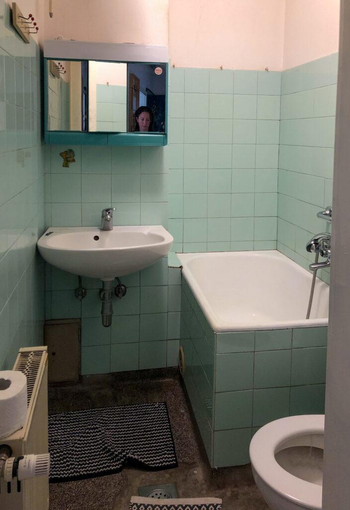 Kreativno kupatilo - BEFORE