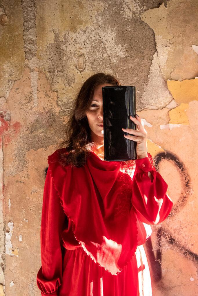 Mangostickyrice vintage haljina