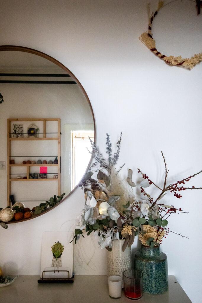 novogodisnja dekoracija stana