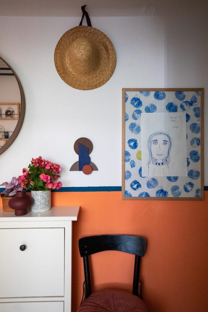 osvežite bojom svoj hodnik