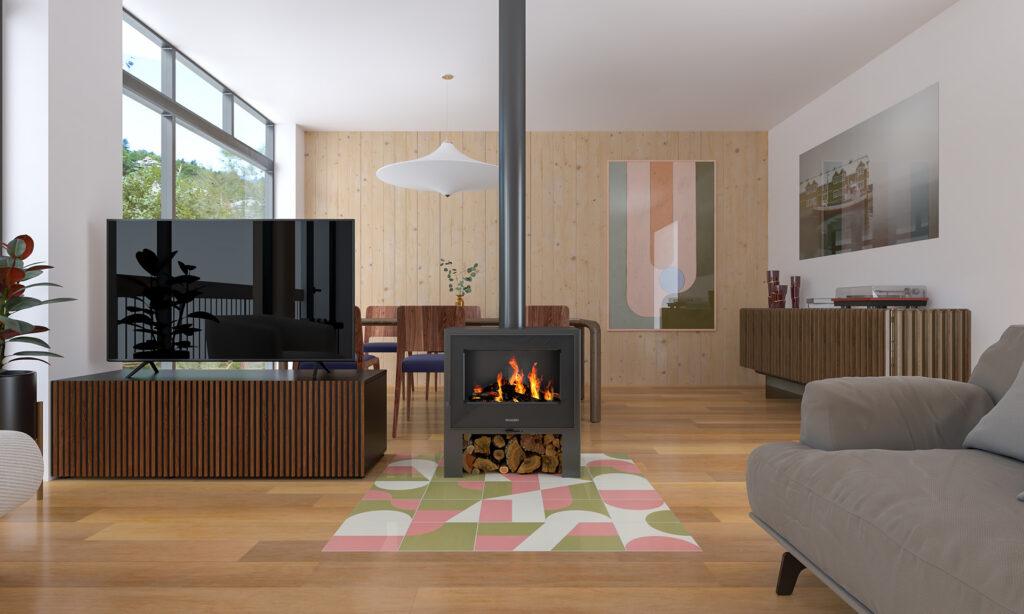 kamini za toplinu doma