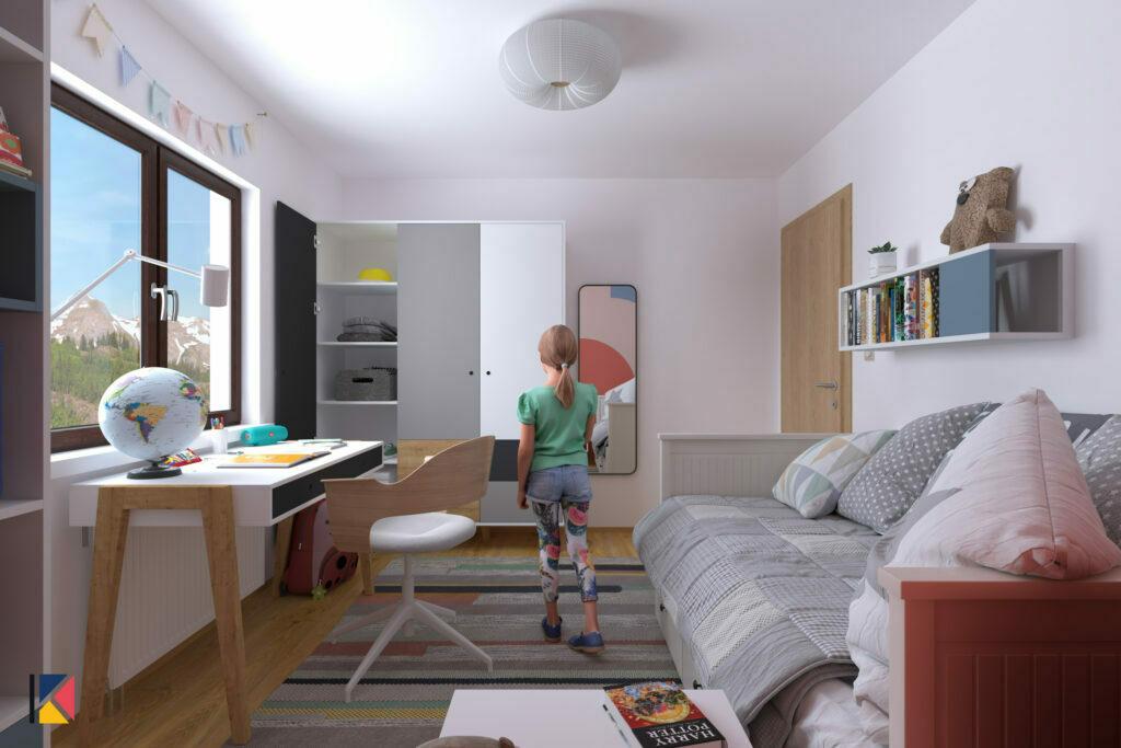 uredjenje dečije sobe